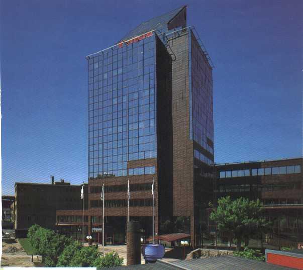 Gårda Business Center Göteborg